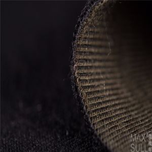 Good Elasticity Wool/ Polyester Fabric, Warm and Soft