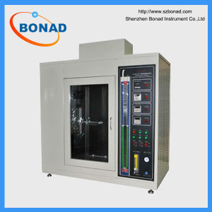 Horizontal and Vertical Flammability Testing Machine pictures & photos