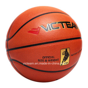 Factory Price Custom Design Soft Drill Basketball pictures & photos