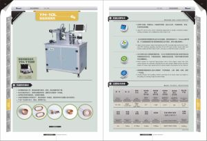 High Quality and Precision Self Adhesive Winding Machine pictures & photos