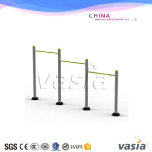New High and Low Horizontal Bar for School (VS-6250C) pictures & photos