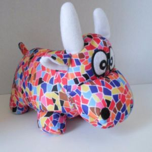 Custom Bull Plush Stuffed Toy pictures & photos