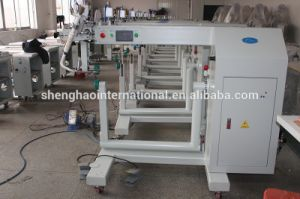 Chenghao PU Hot Air Seam Sealing Machine for Waterproof Product, Shoes Making Machine pictures & photos