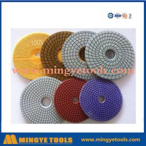 Gold Supplier Diamond Concrete Polishing Pads pictures & photos