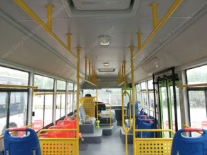 Double-Deck 35-38 Seats Inter-City Bus Diesel City Bus pictures & photos