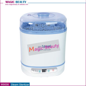 9008 Baby Bottle Steam UV Sterilizer Baby Beauty Salon Cabinets / Sterilizing Machine Price pictures & photos