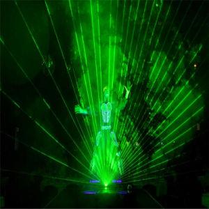 Single Green Laser Light Dancing Floor Laser Light Laser Man Show pictures & photos