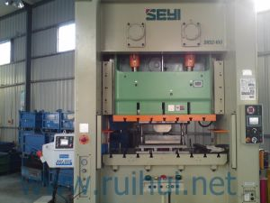 Automatic Nc Servo Feeder Insteaded People pictures & photos