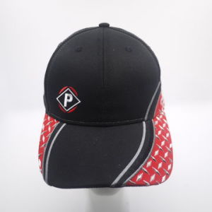 Custom Embroidery Caps Burshed Cotton Promotional Caps Hat Snapback Cap Baseball Cap pictures & photos