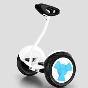 Xiao Mi 9 Inch Muti Function 2 Wheels Self Balanced Scooter with Handle pictures & photos