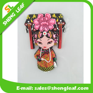 Princess Fridge Magnet Soft Rubber Made in China and English Words pictures & photos