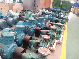 Ih, in Type Single Stage Single Suction Chemical Pumps pictures & photos