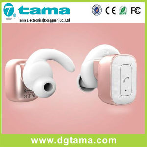 True Wireless Dual-Ear Bluetooth Earphone Can Separate to Two Headsets pictures & photos