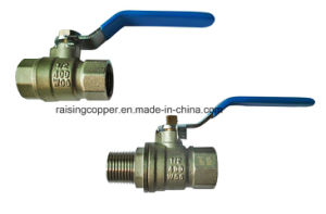 """Brass Ball Valve From 1/4"""" to 4"""" pictures & photos"""