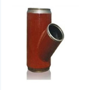 Pipe Fitting Alloy Steel Tee pictures & photos