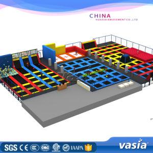 2017 Huaxia Trampoline Park Indoor Amusement Equipment pictures & photos