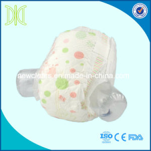 Soft Breathable Disposable Baby Diapers pictures & photos