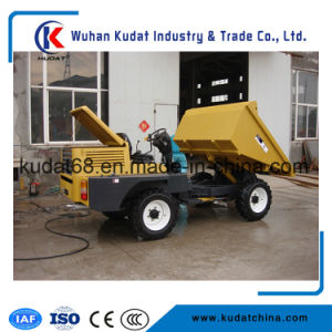 2tons 2WD Diesel Mini Concrete Dumper (SD20) pictures & photos