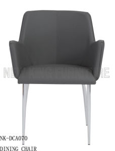 Morden Low Back Fabric Dining Chair for Ding Room (NK-DCA084) pictures & photos
