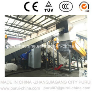Plastic Washing of HDPE Bottle Recycling Pelletizing Machine pictures & photos