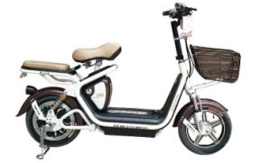 City 2 Wheel Electric Scooter Bicycle pictures & photos