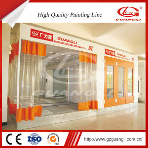 Professional Manufacturer Guangli Electrostatic Spray Painting Line Automatic Powder Coating Line (GL-L1) pictures & photos