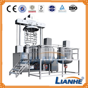 Vacuum Toothpaste Making Machine for Mixing/Dispersing/Homogenizing pictures & photos