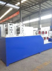 Economic Sandwiched Plastic PP Tape Packaging Extrusion Machine pictures & photos
