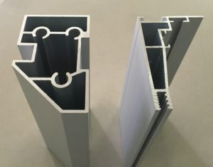 Custom Aluminum/Aluminium Extruded Profiles for Windows and Door pictures & photos