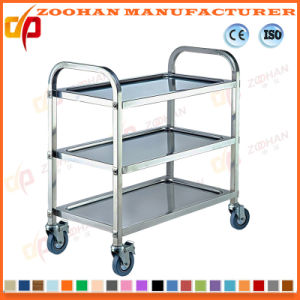 restaurant Stainless Steel Dish and Bowl Collecting Cart (ZHC1) pictures & photos