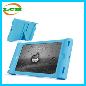Environmental Super Protection Silicone Shockproof Case for iPad pictures & photos