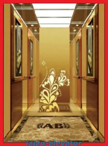 Passenger Lift Elevator with LED Light pictures & photos