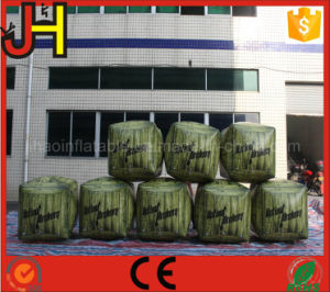 Inflatable Box Bunker for Archery Tag Game pictures & photos