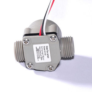 Brand New Top Qaulity Model CH126 Straight Water Flow Rate Sensor, Low Water Flow Sensor