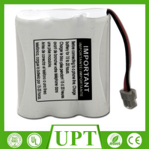 Ni-CD AA 3.6V 800mAh Cordless Phone Battery Pack pictures & photos