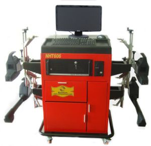 NHT606 Blue Tooth Wheel alignment with UPS Power Supply