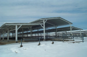 Low Cost Steel Structure Prefab Warehouse Building pictures & photos
