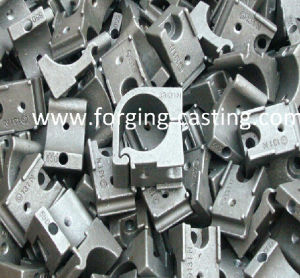 Precision Casting CNC Machining Pipe Clamp (SGS OEM Parts)