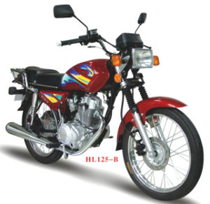 Motorcycle HL125-B CG KING