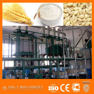 Energy Saving Wheat Flour Mill Machine with Automatic Packing Machine pictures & photos