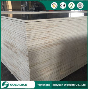 Melamine Combi or Poplar Building Faced Shuttering Plywood 1220X2440mm pictures & photos