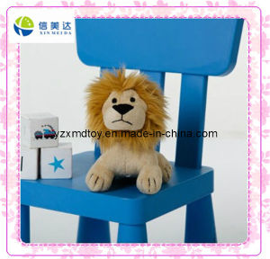 Funny Small Size Plush Lion Toy OEM (XDT-0186) pictures & photos