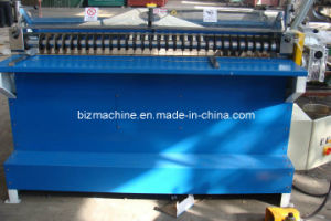 Rubber Tile Sheet Slitting Machine pictures & photos