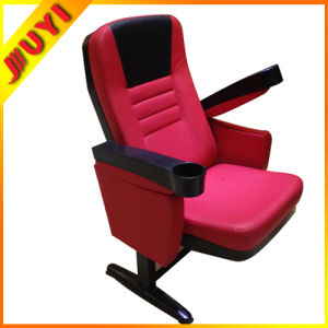 Jy-617 New Design Chair PU Leather Chair with Plastic Cup Holder pictures & photos