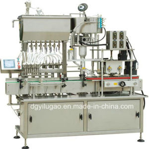 Automatic Small Bottles/Vial Bottles Filling & Capping Machine (YLG-S10) pictures & photos