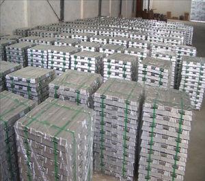 Aluminum Ingot (99.7%)