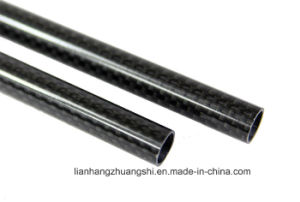 Customized Size High Strength Carbon Fiber Tube pictures & photos