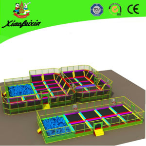 Commercial Indoor Jump Trampoline Park (4442C) pictures & photos