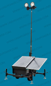 Open Type Mobile Light Tower (SDQ180K-4W)
