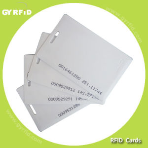 RFID Clamshell Card for Access Control pictures & photos